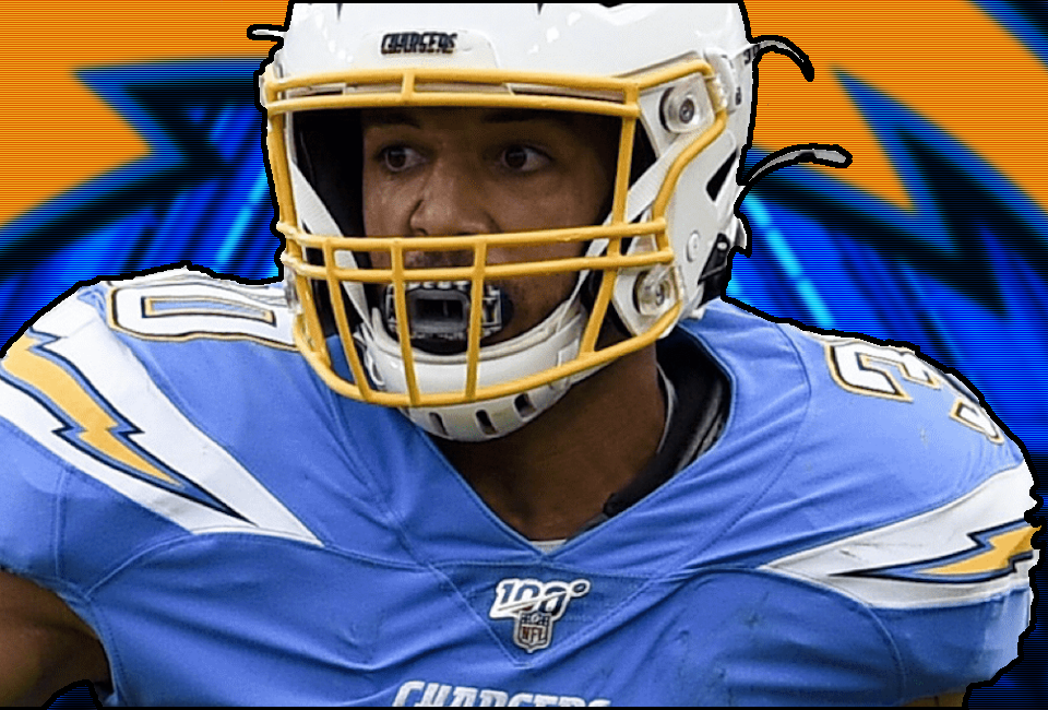 Austin Ekeler on The Chargers
