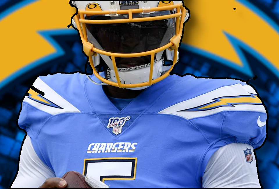 Tyrod Taylor on the Chargers