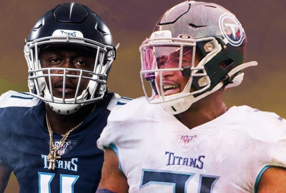 NFL Top 100: Kevin Byard and A.J. Brown