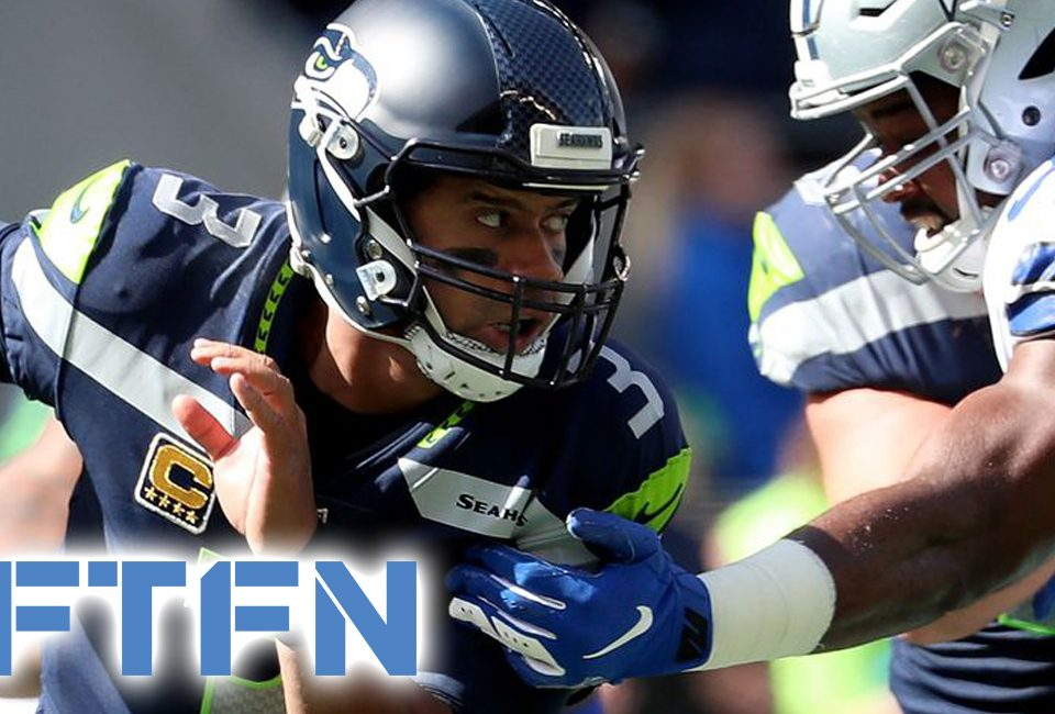 Russell Wilson breaks 3 game TD record with 14