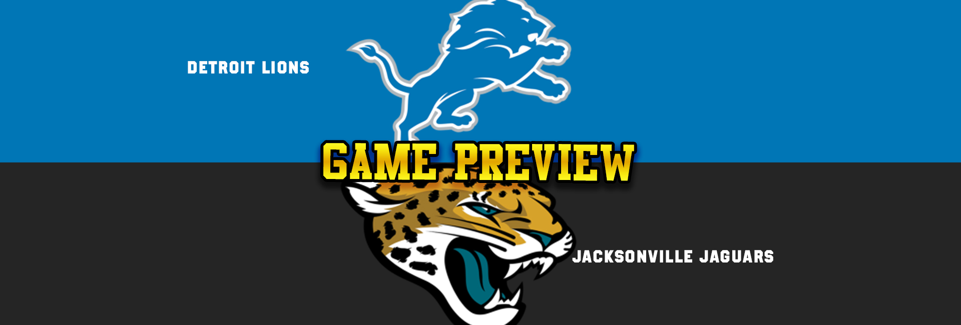 The Jaguars Week 6 matchup against the Lions might be the only winnable game left on the schedule. FTFN analyst, Stephen de la Gardelle, tells you why!