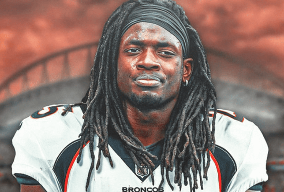 Melvin Gordon, Broncos RB