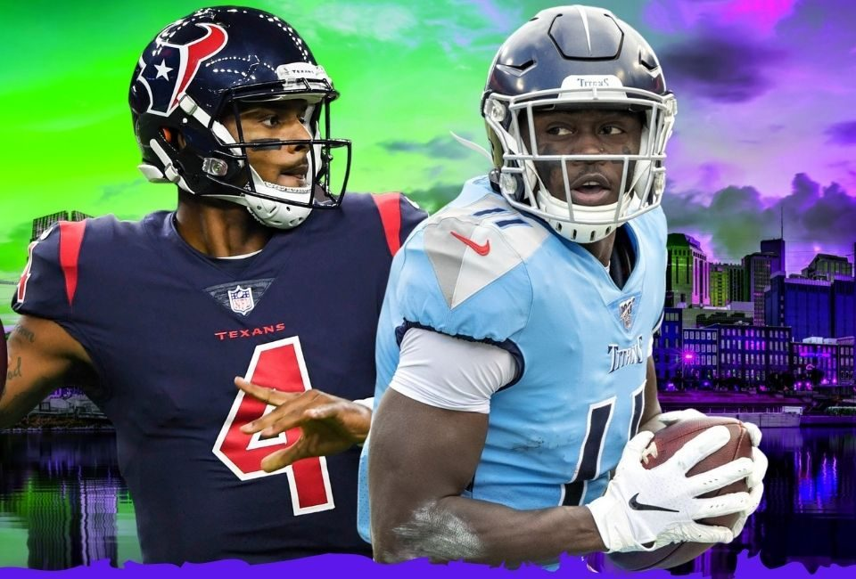 Houston Texans at Tennessee Titans in Week 6
