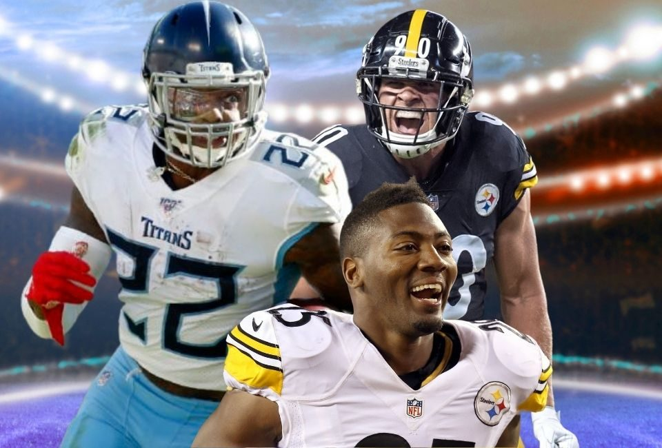 Steelers at Titans | Ryan Clark Blasts Derrick Henry