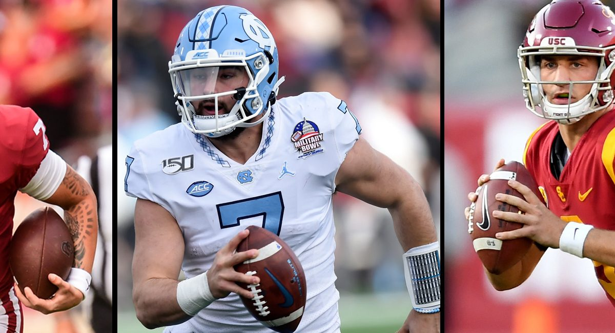 FTFN analyst, Stephen de la Gardelle, takes a look into the future and brings you his 2022 NFL Mock Draft.