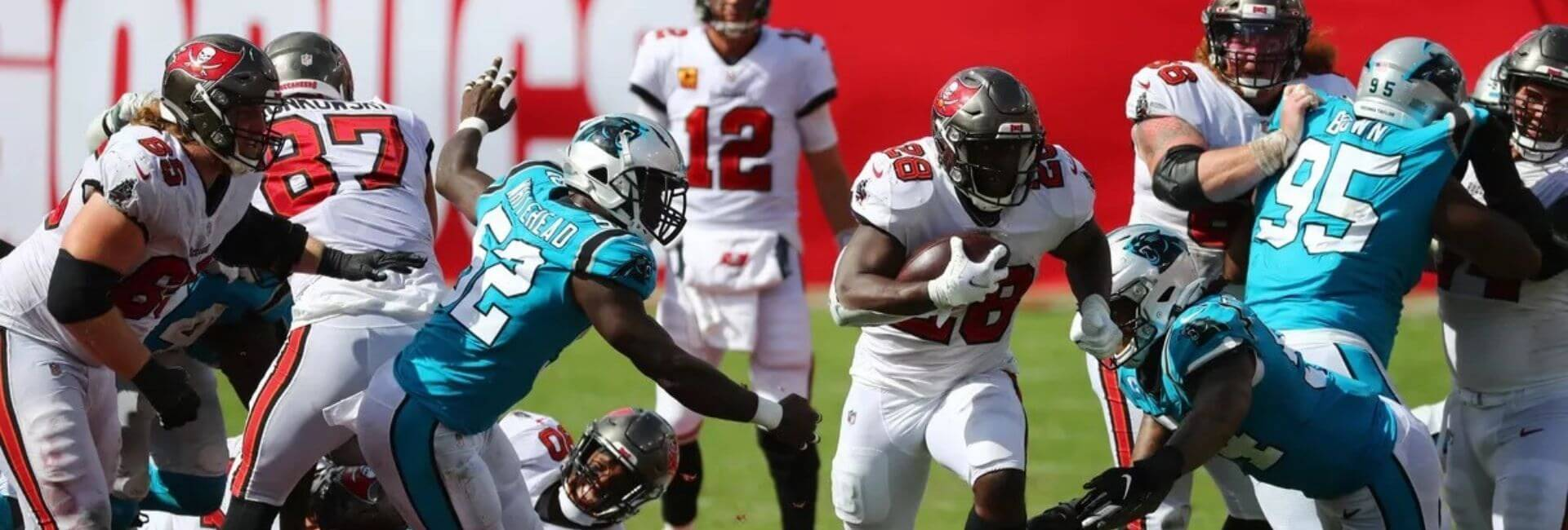 Buccaneers Cruise Past The Carolina Panthers 23-46 (F)