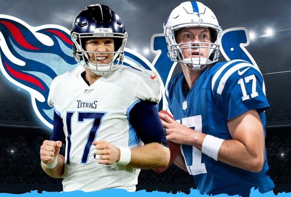 Colts at Titans on Thursday Night Football