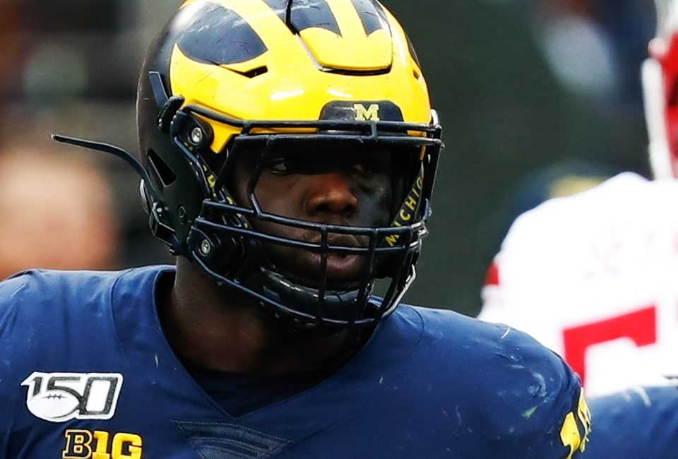 In an edge class with many tools and a small sample of prduction see who's where in my new edge rusher rankings for the 2021 NFL Draft.