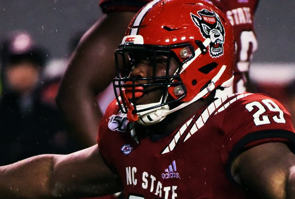 The defensive interior class seems a bit weak this season, but see what gems make the new defensive interior rankings for the 2021 NFL Draft.