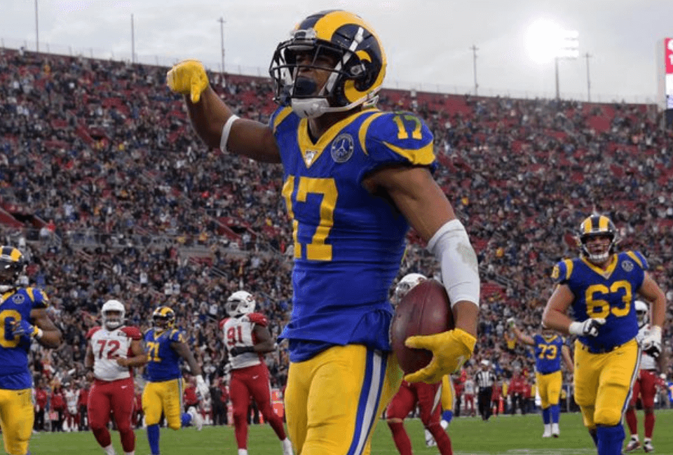 LA Rams vs AZ Cardinals