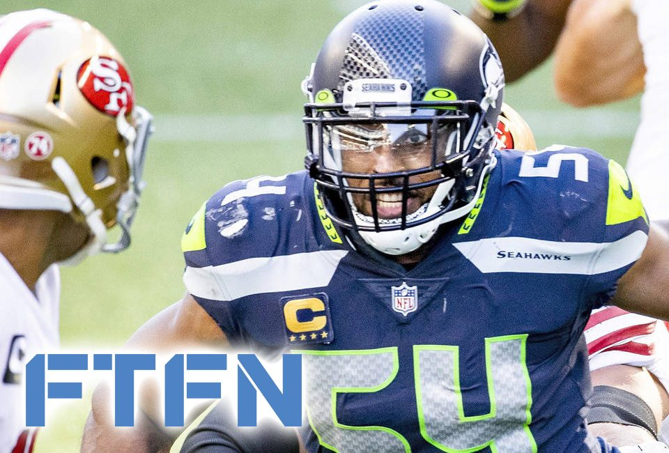 Bobby Wagner attacks the 49ers offense