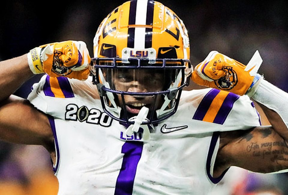 This is an exceptionally deep wide receiver class as Stephen de la Gardelle gives you over 50 prospects in his wide receiver rankings.