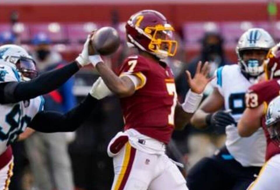Dwayne Haskins | Panthers one of 'several teams' to show interest