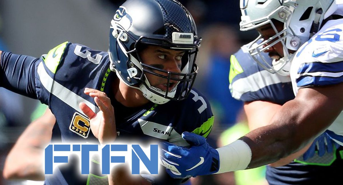 Where does Russell Wilson want to be?